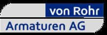 von Rohr Armaturen AG Logo